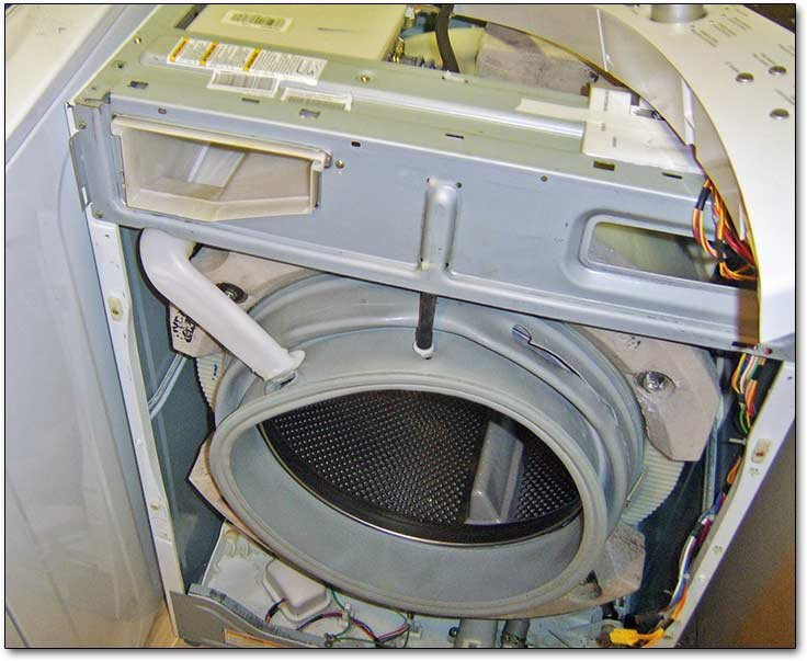 fixing a kenmore washing machine