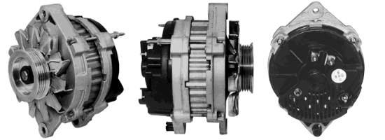 Chrysler 40/90 alterantor