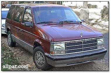 Original Minivans: 1984-91 Dodge Caravan, Plymouth Voyager, Chrysler