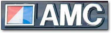 A-mark AMC logo