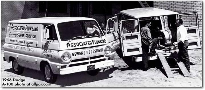 vans from 1966