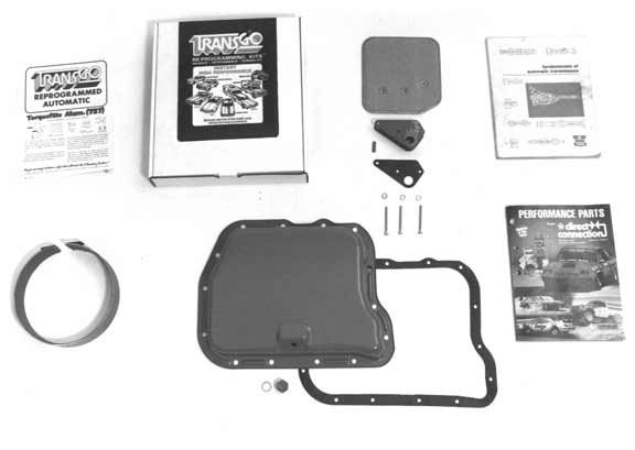 A on 2004 chrysler 300m transmission solenoid pack