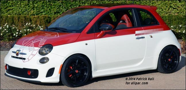 2014 fiat abarth scorpion concept car
