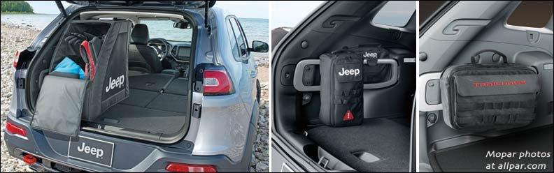 2014 2018 jeep cherokee suv modern midsize suv for Jeep cherokee interior accessories