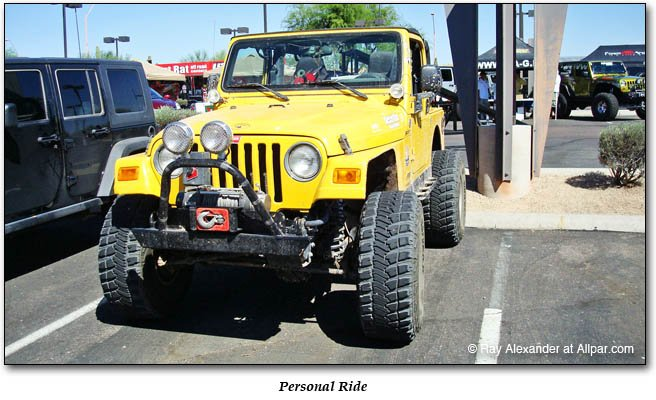 yellowo rubicon