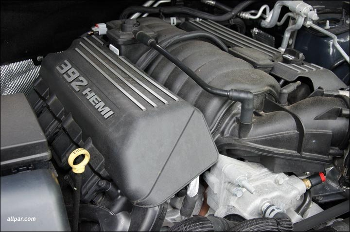 allpar 392 engine
