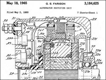 1959 Ford Engine Options