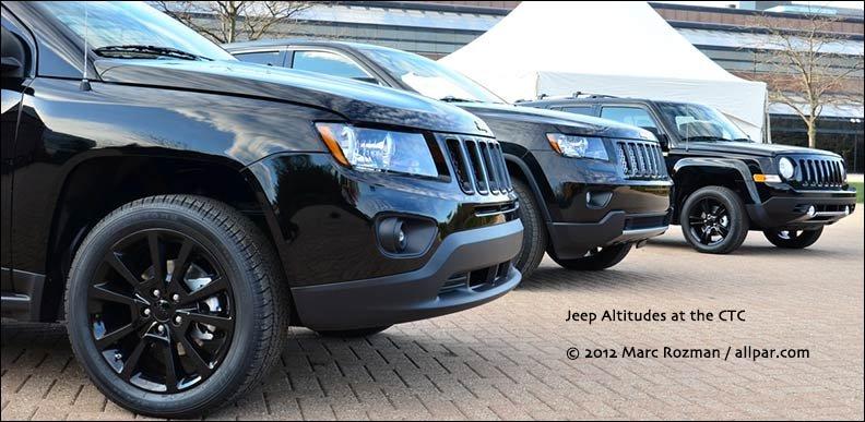 2012 Jeep Altitude Special Editions
