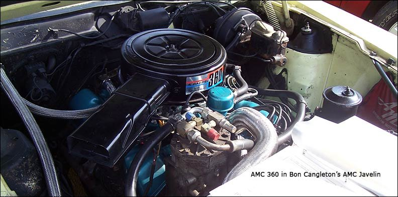 AMC V8 engines - history, descriptions, and more