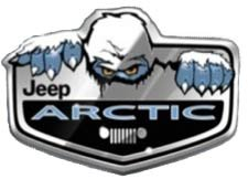 arctic badge