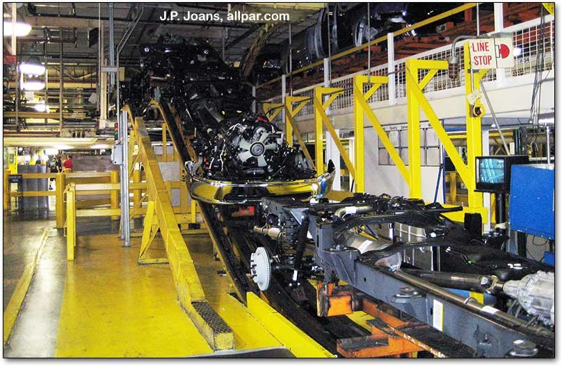 Building the 2009 Dodge Ram: Inside the Factory