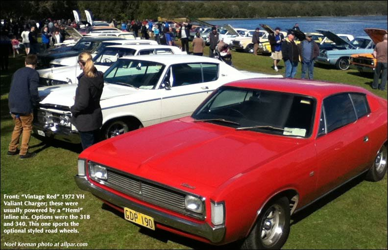 Chrysler Australia: from Dodge Brothers to 2014