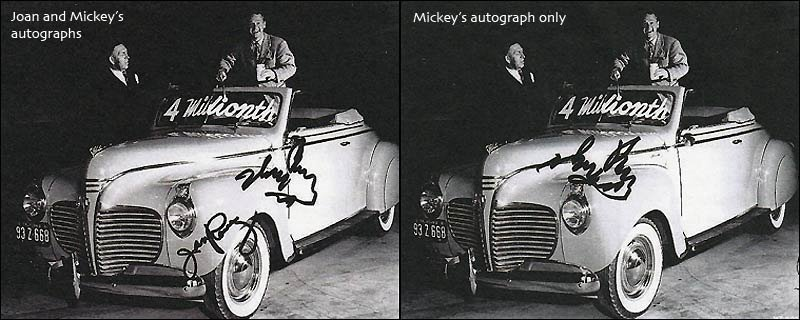 Chrysler Corporation Vehicles Owned By Famous People And Celebrities