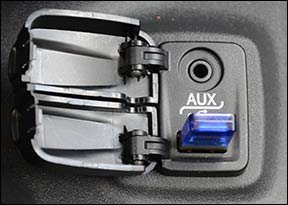 auxiliary inputs