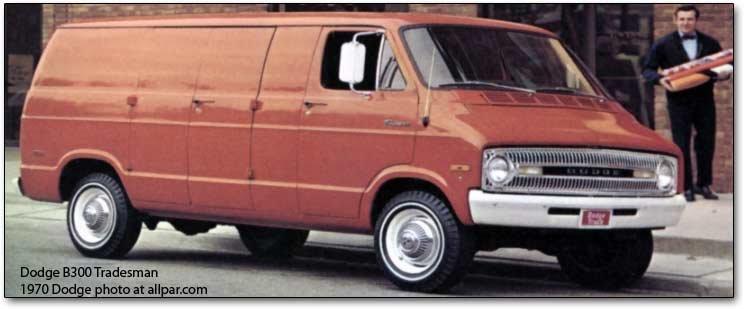 418b82ffc3 Dodge B-series vans