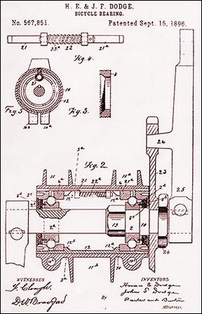 ball bearing patent