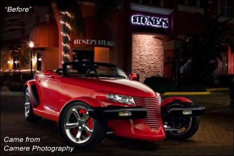 Plymouth Prowler before
