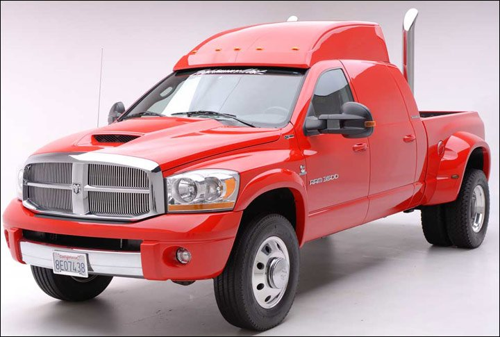 Dodge Ram Interstate Rated pickup trucks