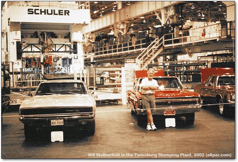 Twinsburg chrysler stamping plant