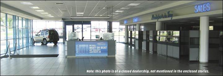 Dacia Car Dealers In Birmingham