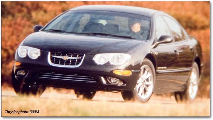 Chrysler 300m speed limiter
