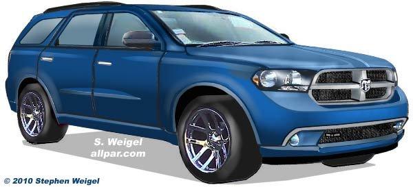 Blue 2017 Dodge 7 Penger Cuv Durango Magnum