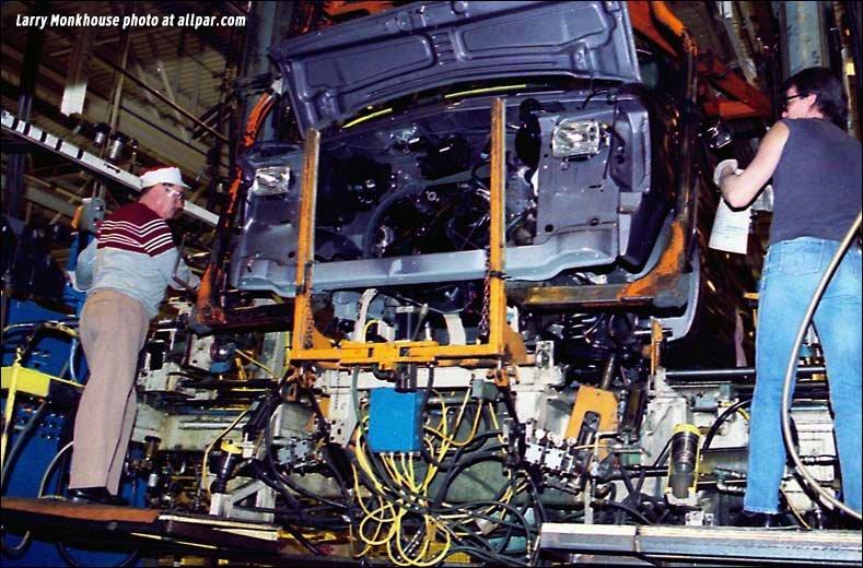Chrysler's Pillette Road Factory: Windsor Plant 6