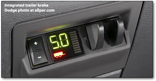 Best way to add trailer brake controller – Dodge Electric Brake Wiring