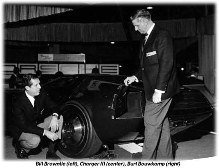 Bill Brownlie and Burt Bouwkamp