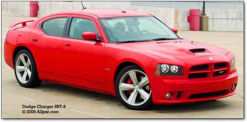 2008 Dodge Charger Srt 8 Test Drive Allpar Forums