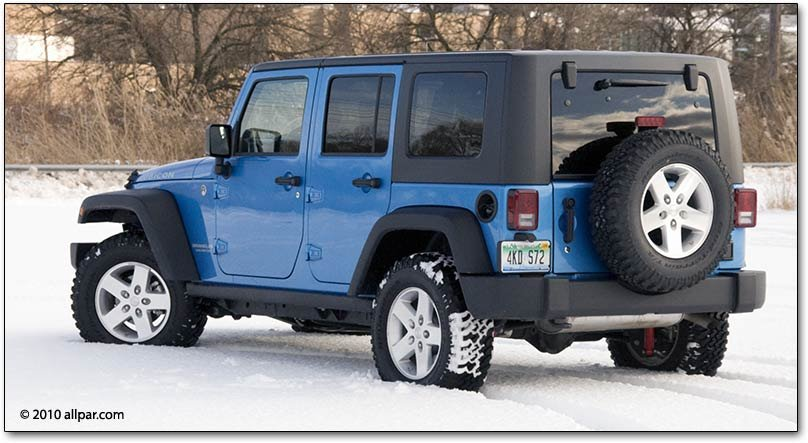 2010 jeep wrangler unlimited rubicon test drive car reviews. Black Bedroom Furniture Sets. Home Design Ideas