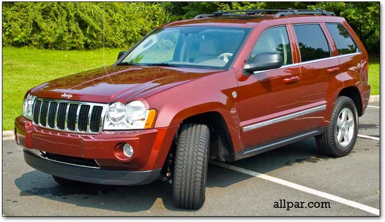 2005 2007 Jeep Grand Cherokee Hemi And Diesel Car Reviews
