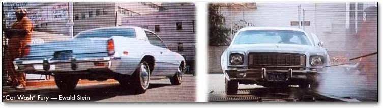 Car Wash Plymouth Fury