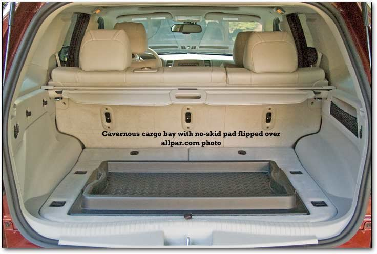 jeep grand cherokee interior dimensions. Black Bedroom Furniture Sets. Home Design Ideas