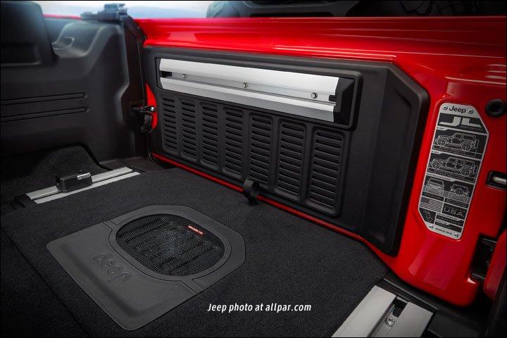 2018 Jeep Wrangler Jl Still Steel Still Capable After