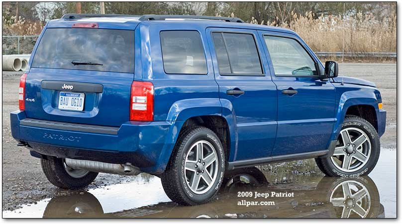 Jeep Liberty Lift Kit Reviews - Jeep Patriot: the compact SUVs, 2006-2017 - off-road ...