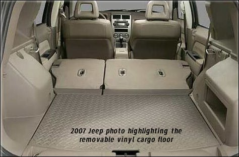 2007 2017 jeep compass the little crossover. Black Bedroom Furniture Sets. Home Design Ideas