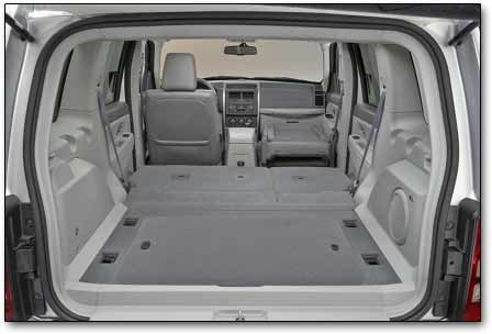 2007 jeep commander interior dimensions. Black Bedroom Furniture Sets. Home Design Ideas