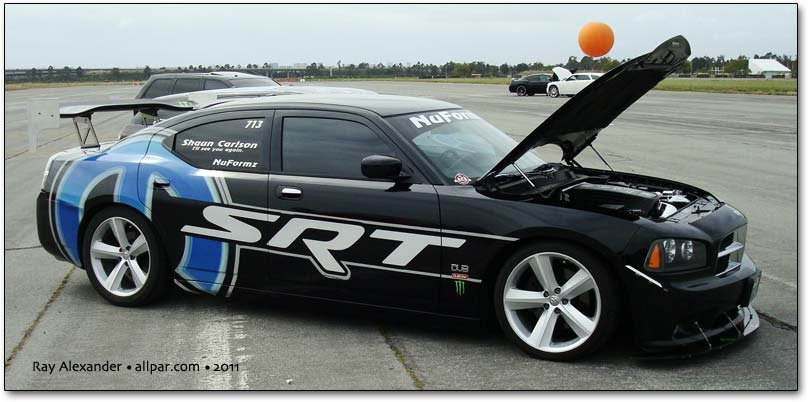 carlson SRT8 Charger