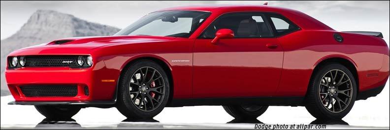 2015-2018 Dodge Challenger SRT: the muscle cars return ...