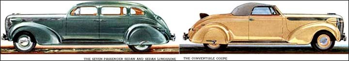 1938 imperial cars