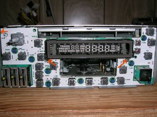 Tweaking the Chrysler CD-Cassette Combo Player
