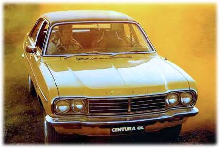 chrysler centura