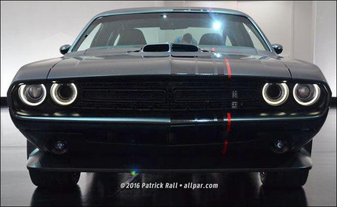 Dodge Challenger Shakedown 1971 concept car