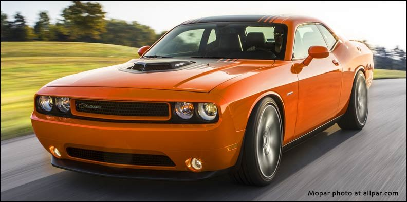 2014 - [Ford] Mustang VII - Page 14 Challenger-shaker
