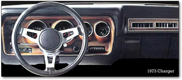 dodge charger dashboard