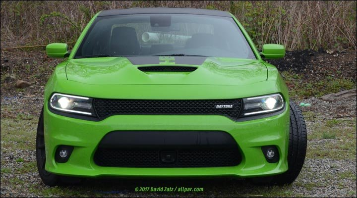 2017 Dodge Charger Daytona More Mopar And Flaunting It