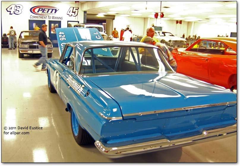 The record-setting 200 mph Dodge Charger Daytona
