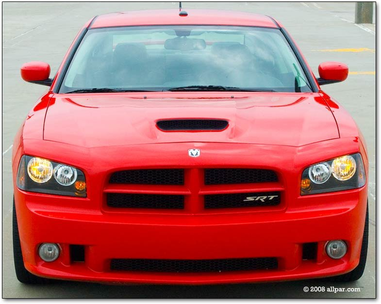 2008 Charger SRT