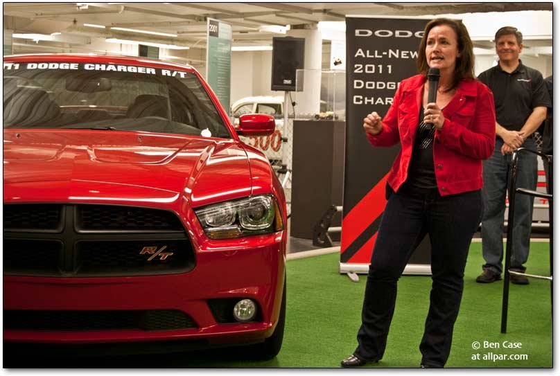 Charger launch